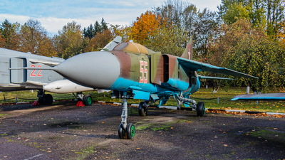 55 - Mikoyan-Gurevich MiG-23ML Flogger G - Soviet Union - Air Force