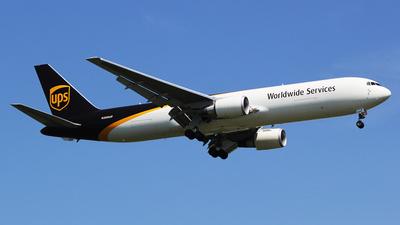 N366UP - Boeing 767-34AF(ER) - United Parcel Service (UPS)