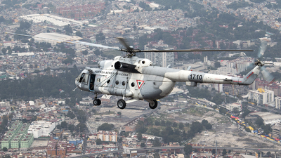 1710 - Mil Mi-17 Hip - Mexico - Air Force
