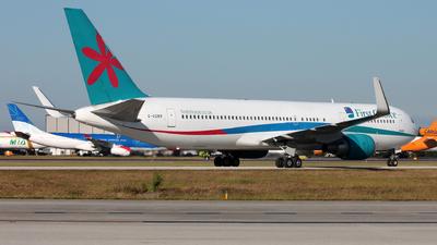 G-OOBM - Boeing 767-324(ER) - First Choice Airways