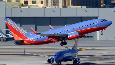 N745SW - Boeing 737-7H4 - Southwest Airlines