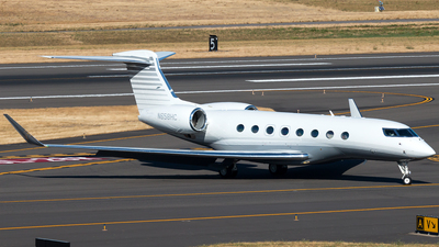 N658HC - Gulfstream G650 - Private