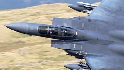 96-0205 - McDonnell Douglas F-15E Strike Eagle - United States - US Air Force (USAF)