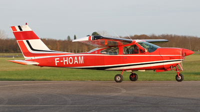 A picture of FHOAM - Cessna F177RG Cardinal RG -  - © Lima Mike