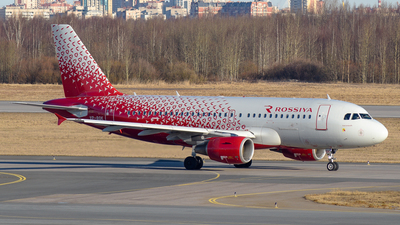 A picture of VPBQK - Airbus A319111 - [3179] - © Alexander Listopad