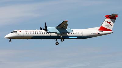OE-LGF - Bombardier Dash 8-Q402 - Austrian Arrows