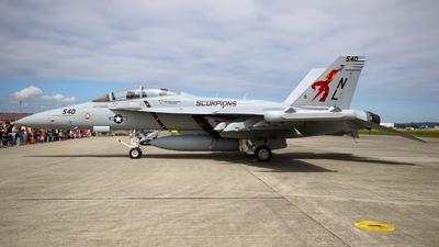 169137 - Boeing EA-18G Growler  - United States - US Navy (USN)