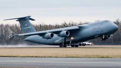 86-0025 - Lockheed C-5M Super Galaxy - United States - US Air Force (USAF)