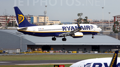 EI-DHZ - Boeing 737-8AS - Ryanair