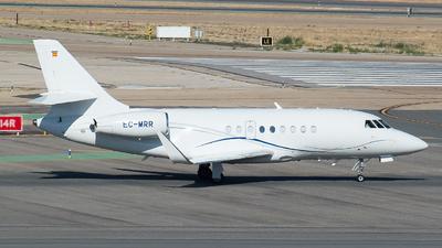 A picture of ECMRR - Dassault Falcon 2000LX -  - © Mateo León