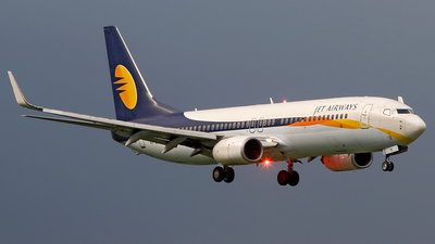 VT-JTC - Boeing 737-8BK - Jet Airways