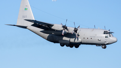 84005 - Lockheed Tp84 Hercules - Sweden - Air Force