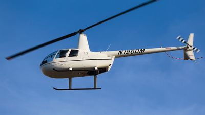 N196DM - Robinson R44 Raven II - Private