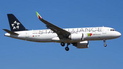 CS-TVF - Airbus A320-251N - TAP Air Portugal