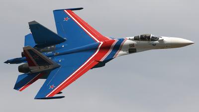 RF-95907 - Sukhoi Su-35S - Russia - Air Force