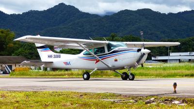 HK-3088 - Cessna T182T Turbo Skylane - Allas