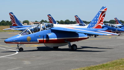 E119 - Dassault-Breguet-Dornier Alpha Jet E - France - Air Force