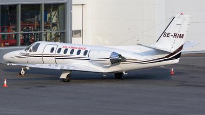 A picture of SERIM - Cessna 550 Citation II -  - © Maik Voigt