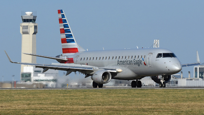N101HQ - Embraer 170-200LR - American Eagle (Republic Airways)