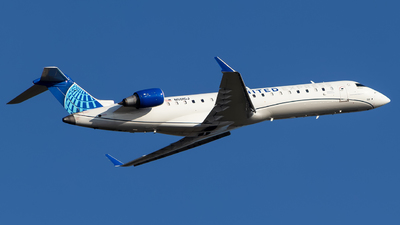 N501GJ - Bombardier CRJ-550 - United Express (GoJet Airlines)