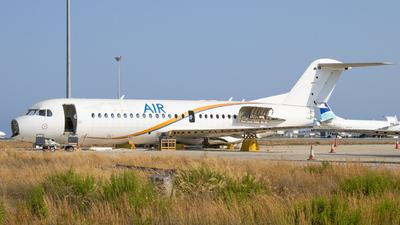 5B-DDI - Fokker 70 - Tus Airways