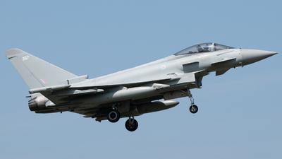 ZK367 - Eurofighter Typhoon FGR.4 - United Kingdom - Royal Air Force (RAF)