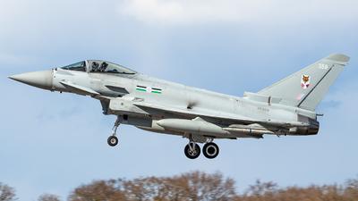 ZK349 - Eurofighter Typhoon FGR.4 - United Kingdom - Royal Air Force (RAF)