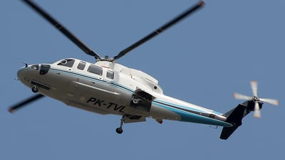 PK-TVL - Sikorsky S-76C++ - Travira Air