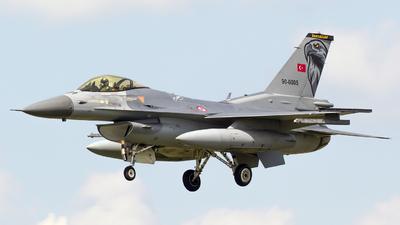 90-0005 - General Dynamics F-16C Fighting Falcon - Turkey - Air Force