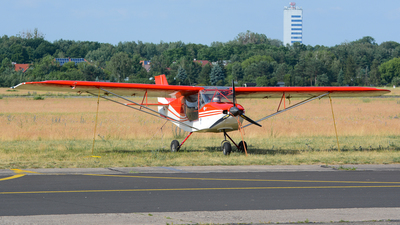 F-JEJH - Rans S-6 Coyote II - Private