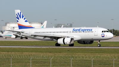 LY-NVV - Airbus A320-232 - SunExpress (Avion Express)