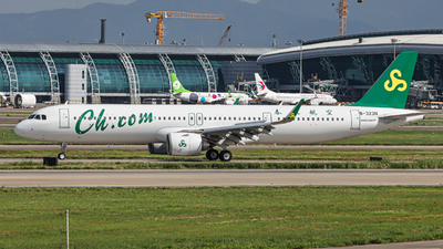 B-323N - Airbus A321-253NX - Spring Airlines