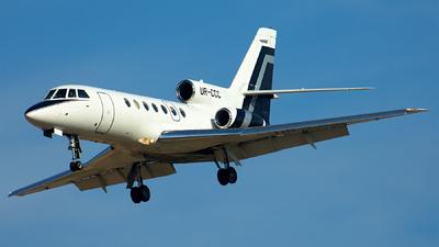 UR-CCC - Dassault Falcon 50 - Cabi Airlines