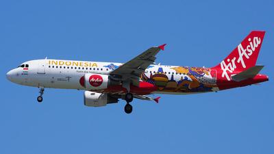 PK-AXV - Airbus A320-216 - Indonesia AirAsia