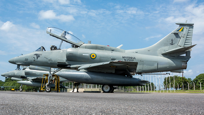 N-1022 - McDonnell Douglas AF-1A Skyhawk - Brazil - Navy