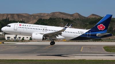 B-30AU - Airbus A320-271N - Qingdao Airlines