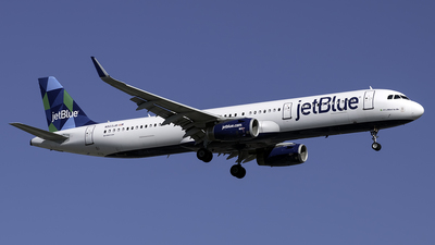 N923JB - Airbus A321-231 - jetBlue Airways