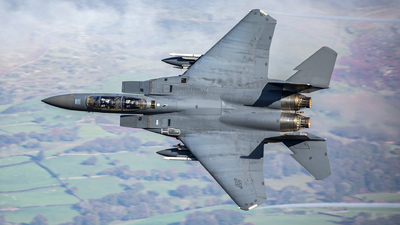 91-0302 - McDonnell Douglas F-15E Strike Eagle - United States - US Air Force (USAF)