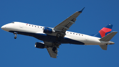A picture of N234JQ - Embraer E175LR - Delta Air Lines - © ajwebb