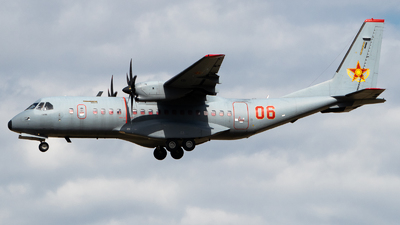 06 - CASA C-295 - Kazakhstan - Air Force