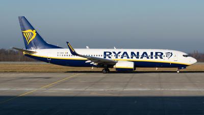 EI-GDG - Boeing 737-8AS - Ryanair