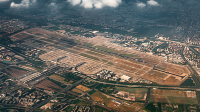 ZSSS - Airport - Airport Overview