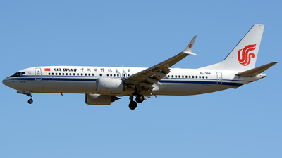 B-1398 - Boeing 737-8 MAX - Air China