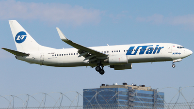 VQ-BQP - Boeing 737-8GU - UTair Aviation