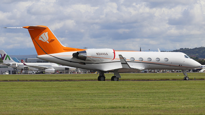 N344AA - Gulfstream G-IV(SP) - Private