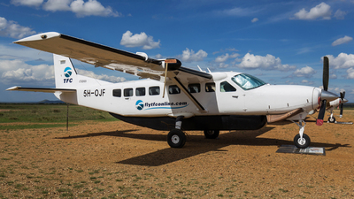 5H-OJF - Cessna 208B Grand Caravan - Tanganyika Flying