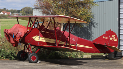 NC9048 - Curtiss-Wright Travel Air 4000 - Private