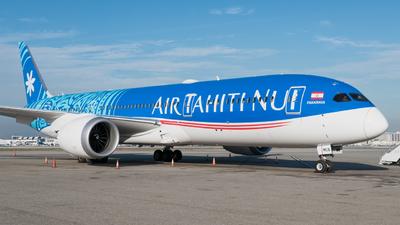 F-OMUA - Boeing 787-9 Dreamliner - Air Tahiti Nui