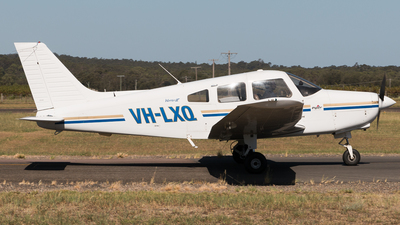 VH-LXQ - Piper PA-28-161 Warrior III - Vectra Aviation