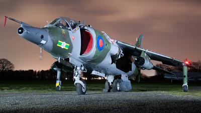XV751 - Hawker Siddeley Harrier GR.3 - United Kingdom - Royal Air Force (RAF)